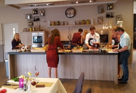 Time for Tapas - Kookworkshop op de Veluwe