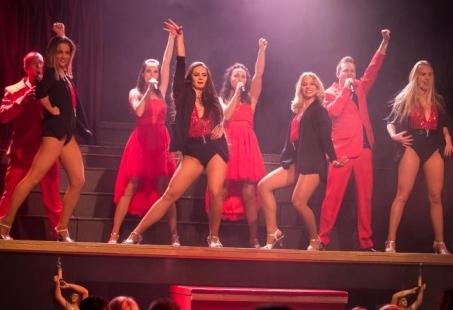 Glamour en Glitter en een TOP Cast met de dinnershow Vivencia