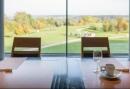 Vergaderlocatie in Limburg met uitzicht op de Golfbaan