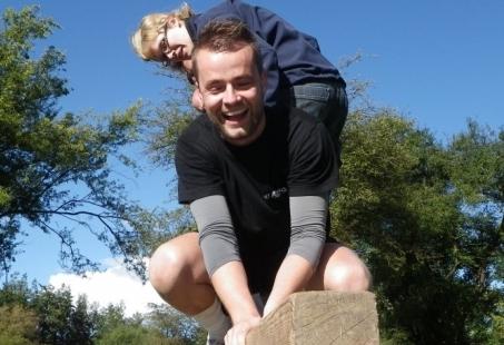 Ga de strijd aan met je neefjes en nichtjes tijdens onze Funny Team Games - familieuitje in Gelderland