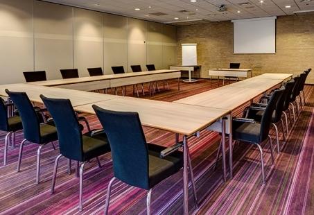 Vergaderlocatie aan de Rosmalense Plas nabij Den Bosch - 8-uurs vergaderarrangement