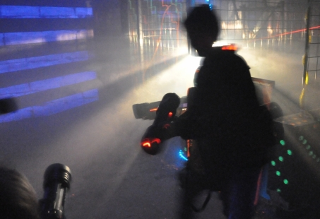 High Beer en Laser Quest in Gelderland - De perfecte combinatie voor een Mannenuitje