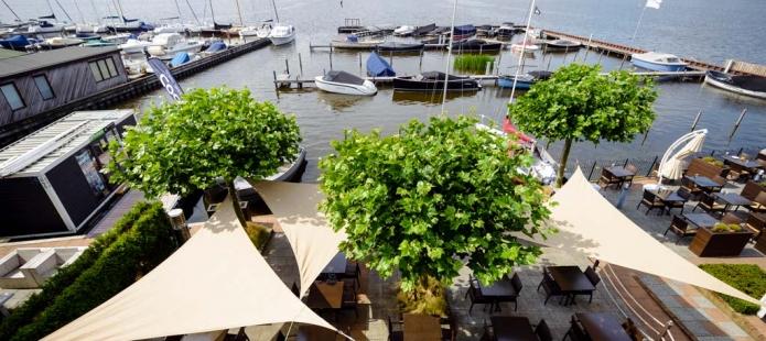 32-uurs Vergaderarrangement in Loosdrecht - vergaderen aan het water