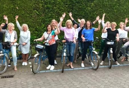 Amerikaanse Tandemtocht - Gezellig vriendenuitje in Gelderland