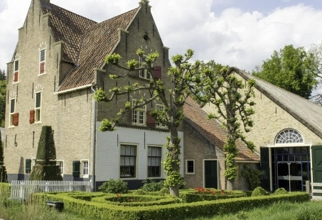 Halve dag vergaderen met rondleiding door het museum in Arnhem