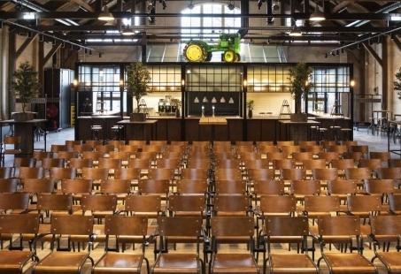 Vergader in bijzondere vergaderruimtes in een historisch museum in Arnhem