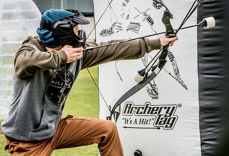 Bubbelbal, Archery Attack en Laser Quest in de Achterhoek - Hilarisch groepsuitje