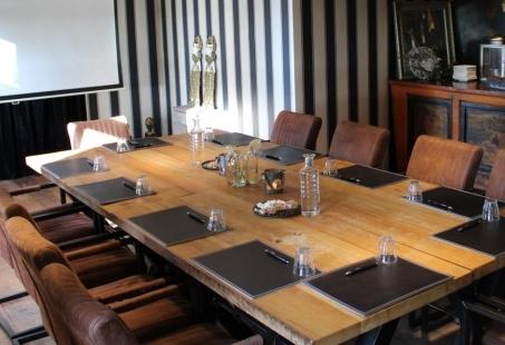 Landelijk vergaderen op een verbouwde Boerderij in Gelderland - 4-uurs arrangement
