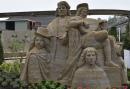 Super leuke 3-daagse aanbieding met entreekaart voor het Zandsculpturen festival
