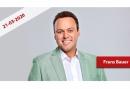 Frans Bauer & Dennie Christian - sensationele Dinnershow met overnachting