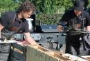 Buitengewone barbecue in plattelandse sferen - Bedrijfsuitje in Gelderland