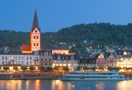 7-daagse Kerstcruise met exclusief kerstconcert op 1e Kerstdag in Koblenz