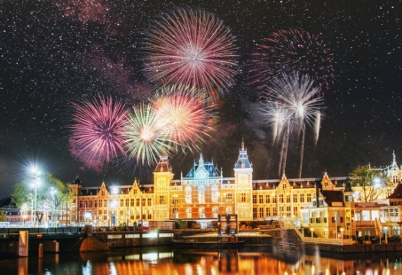 Unieke Oud en Nieuw cruise door Nederland en Duitsland - Beleef ook dit WAUW gevoel