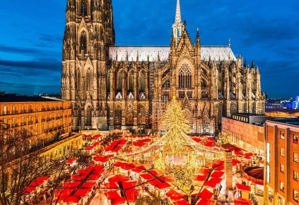 4-Daagse Kerstmarktcruise vanaf 9 december - Beleef 4 dagen het op en top Kerstgevoel tijdens deze unieke trip!
