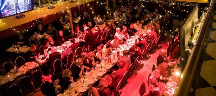3-daagse Kerstaanbieding in Breda inclusief een Kerst Dinnershow
