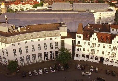 Bed en Breakfast aanbieding - 4-sterren hotel in het centrum van de sfeervolle stad Bielefeld