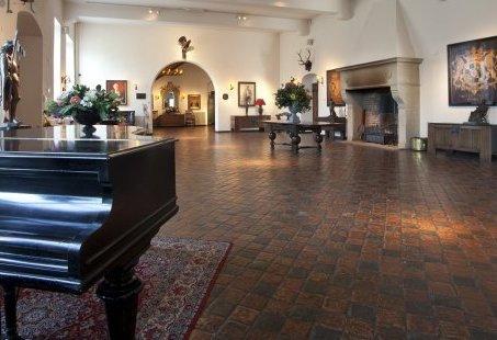 Organiseer uw Congres op een kasteel -Vergaderlocatie met historische zalen