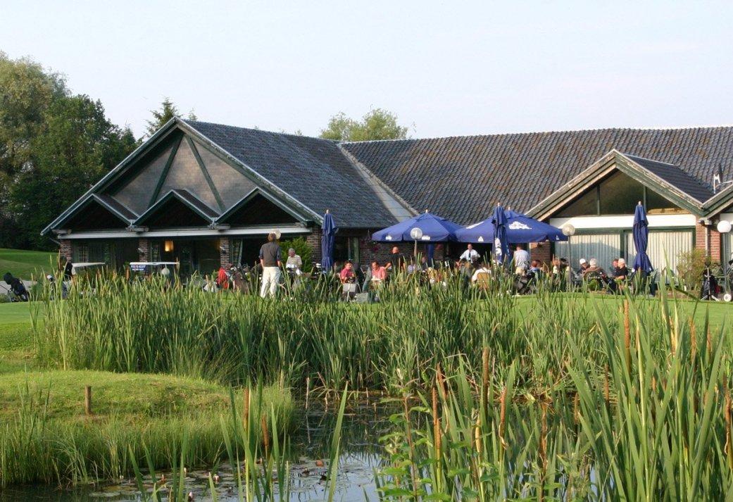 3-daags Golfarrangement met 3 dagen golfen op golfbanen direct aan het hotel