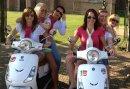Dagje Scooter rijden met Vriendinnen - Rondje Posbank in Gelderland