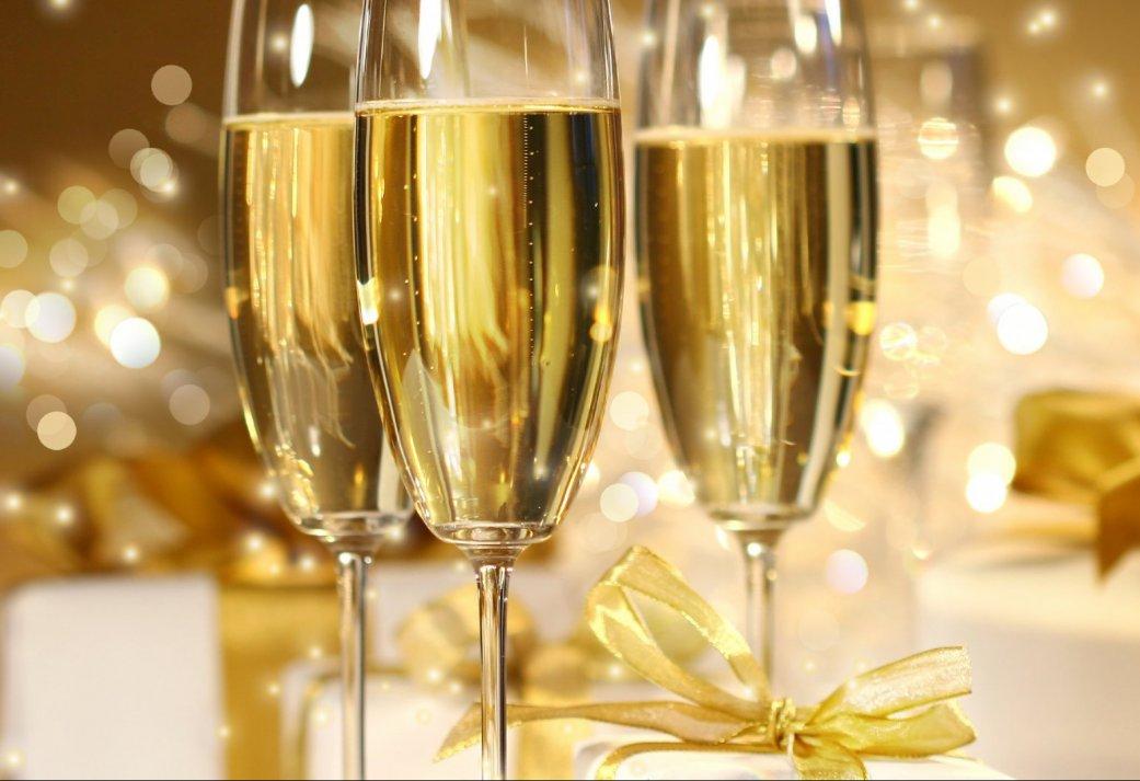 Oud en Nieuw met feestelijk New Year
