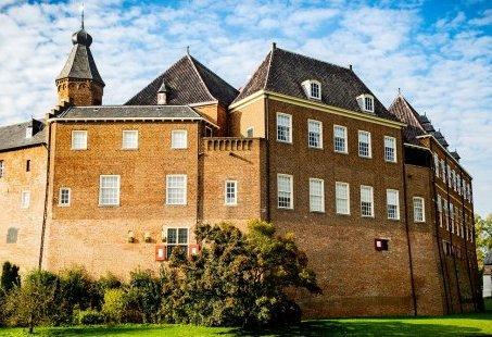Groepsuitje met Muntslag en Rondleiding bij het kasteel in s-Heerenberg