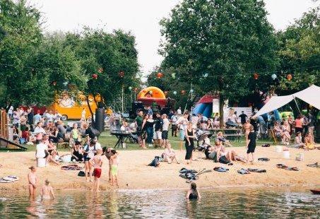 Bedrijfsfamiliedag in Gelderland - Uitje in Festivalstijl voor jong en oud