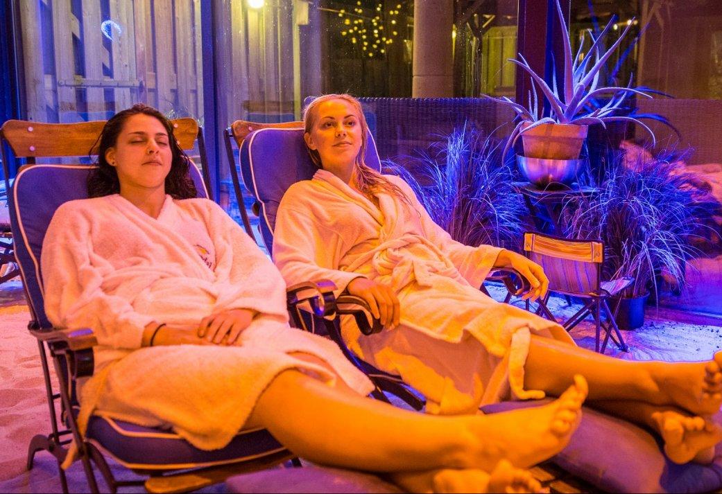 Vriendinnen beautydag in Gelderland - Dagje wellness met Lunch en Relaxbehandeling