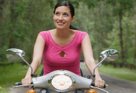 Scooteren door de natuur – 2 daags uitje met vriendinnen op de scooter