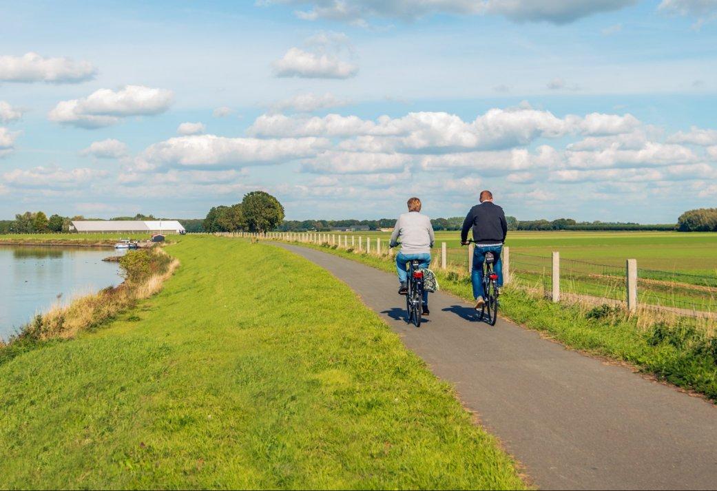 Midweek fiets of wandelarrangement in onze oude Herberg - Bijzonder overnachten en Zeeland ontdekken