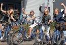 Hilarisch groepsuitje in de Achterhoek - Stap op de E-funcruiser en speel het Selfiegame