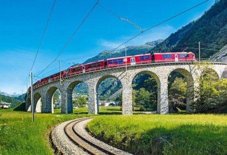 Fascinerende 4-daagse trip door de prachtige Zwitserse bergen