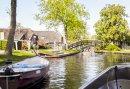 Navigeren door Giethoorn - bepaal uw route door het Venetie van het Noorden