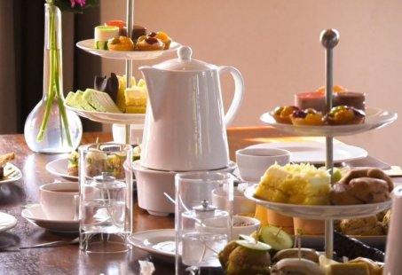 High Tea Giethoorn - Culinair bedrijfsuitje