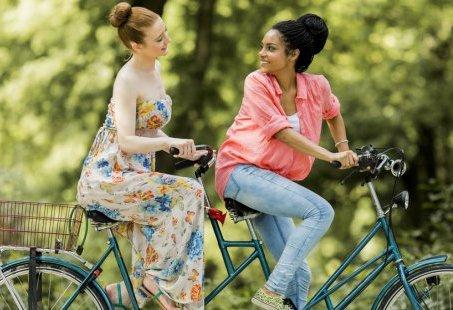 Vriendinnenweekend met Tandemtour door Brabant en Gelderland