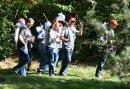 Winters Teambuildingsprogramma - Actieve dag uit op de Veluwe