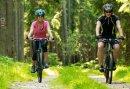 Mountainbiken op de Veluwe