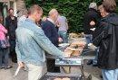 Gezellig barbecuen samen