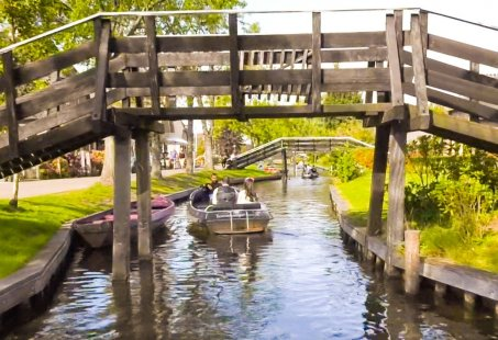 Zin in Giethoorn - Fluistervaren, picknicken en genieten in Hollands Venetie