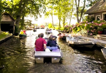 Romantiek in het riet - Liefdevol arrangement in Giethoorn