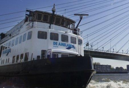 Fantastische rondvaart Europoort - Rondvaart in Hoek van Holland op de Maasvlakte