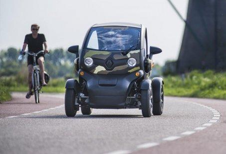 GPS toer arrangement - Toeren door de Kaag met een elektrische auto