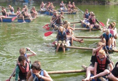 Beleef een onvergetelijk schoolkamp in Braamt