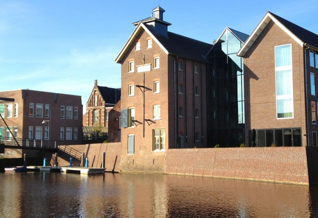 Meerdaags vergaderen aan de Haven van Coevorden op een Kasteel