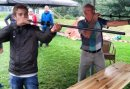 Vriendendag in Gelderland - Willem Tell schiet toernooi met Barbecue aan het water