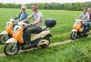 Vriendinnenweekend in het Montferland met dagje Scooter rijden - Geruisloos genieten