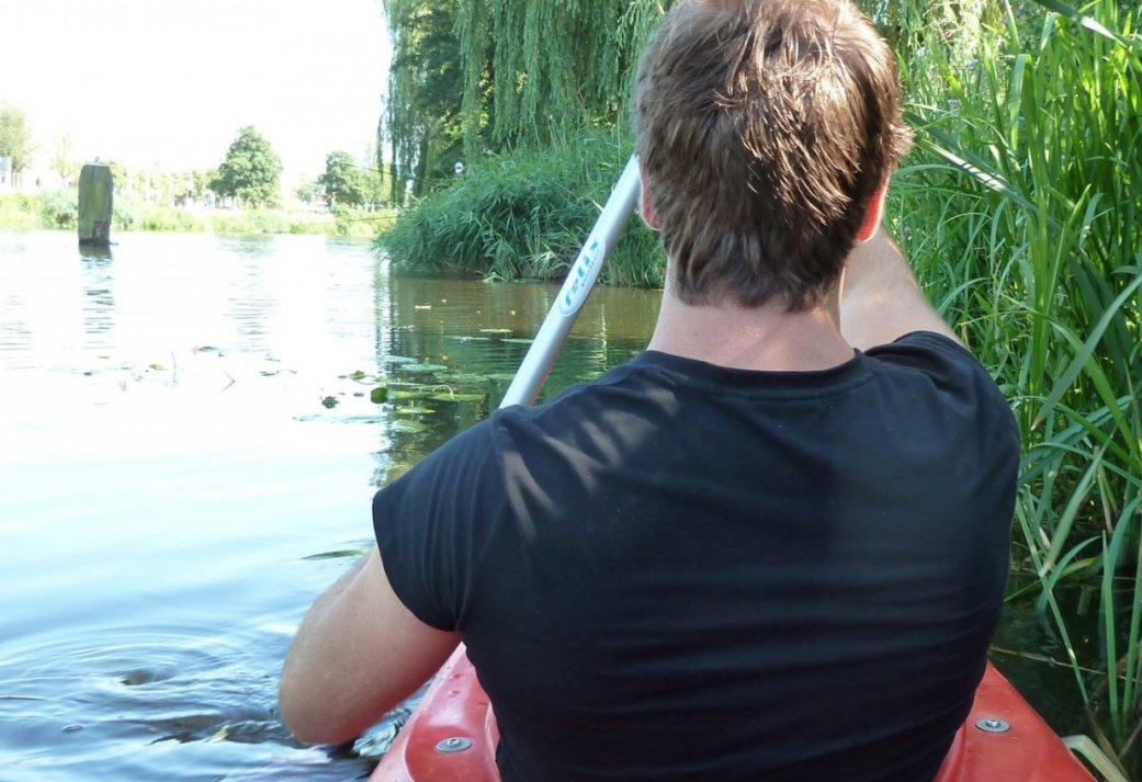 Kanovaren over de IJssel in Doetinchem - Genieten op het water in de Achterhoek