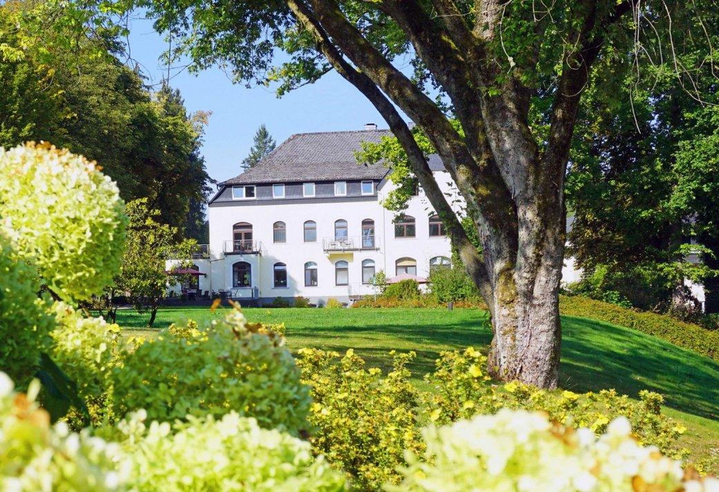 Happy Weekend beleven in een sfeervol landhuis in het Duitse Siegen