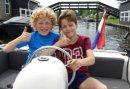 3 Dagen genieten met het gezin in Giethoorn - Slapen aan het water, varen en Dafrijden
