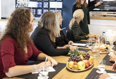 Vergaderen in hartje Den Bosch - 32-uurs - vergaderarrangement