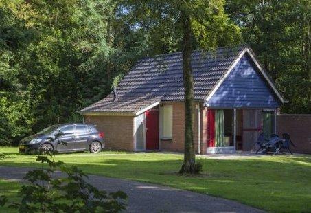 Weekend met uw gezin genieten in een bungalow in de Overijsselse natuur